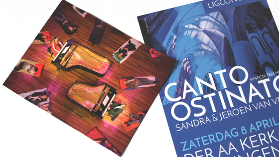 Review Canto Ostinato